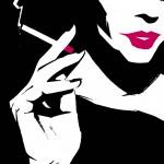 smoke noir_print